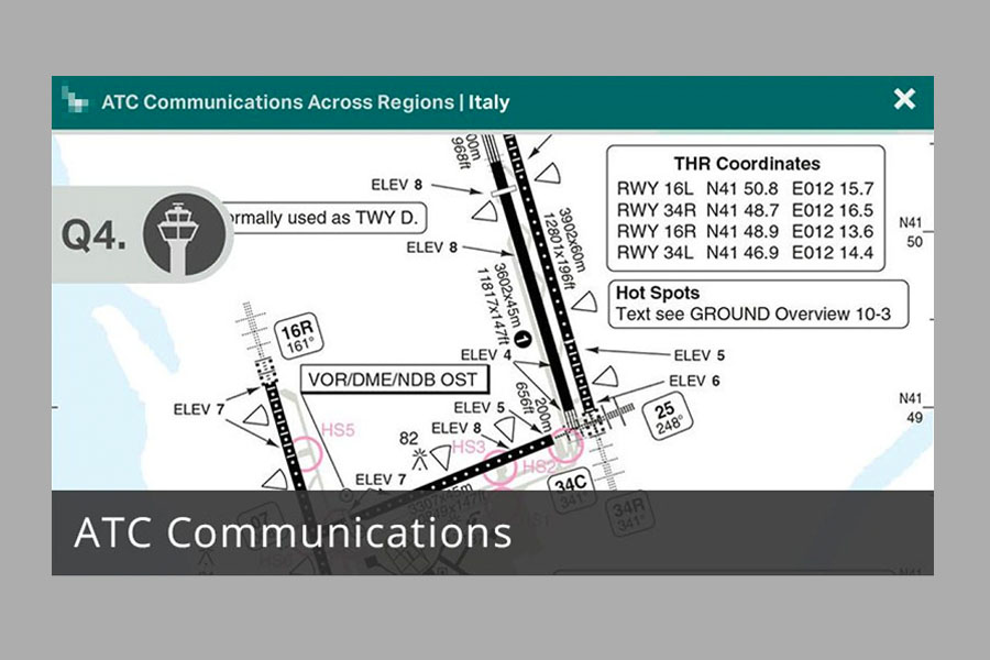 Cathay Pacific – Air Traffic Control (ATC) Communications (2017)