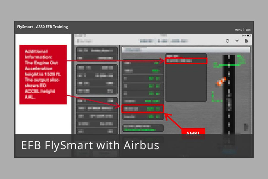 Cathay Pacific – EFB Airbus FlySmart software training (2017)